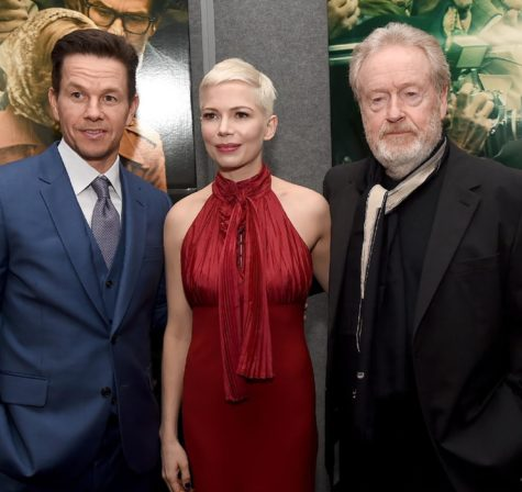 This week, , it emerged Michelle Williams was paid $1,000 for reshoots in Ridley Scott's film 'All the Money in the World', while Mark Wahlberg was reportedly handed $1.5 million. Although the figures are not yet confirmed, the story sparked a fresh gender pay gap debate in Hollywood.