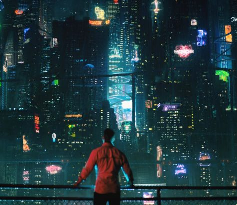 With its neon-lit cityscapes cast against a dystopian backdrop, 'Altered Carbon' might seem like a carbon-copy of 'Blade Runner'. But once you get past the surface similarities, it'll quickly become your latest Netflix binge-watch.