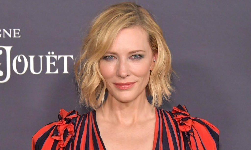 Cate Blanchett has been named president of the Cannes Film Festival jury. The Australian star of 'Carol' and 'Thor: Ragnarok' will be the 12th women to lead the jury, set to preside over its 71st iteration come May.