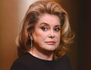 """Actress Catherine Deneuve was made the unofficial face of an open letter published in La Monde last week, slamming the #MeToo movement for creating a """"totalitarian"""" climate unfairly punishing men for """"clumsily"""" flirting. Now she's speaking out on the sexual harassment scandal engulfing Hollywood."""