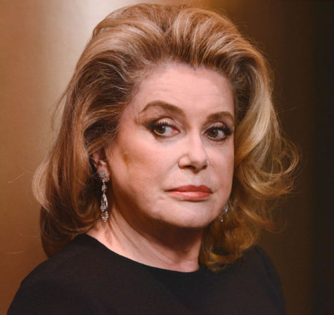"Actress Catherine Deneuve was made the unofficial face of an open letter published in La Monde last week, slamming the #MeToo movement for creating a ""totalitarian"" climate unfairly punishing men for ""clumsily"" flirting. Now she's speaking out on the sexual harassment scandal engulfing Hollywood."