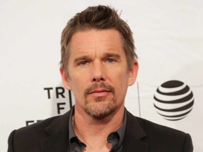 """Ethan Hawke shares the most charming anecdotes imaginable with Variety, as he digs into his status as a """"Sundance survivor""""."""