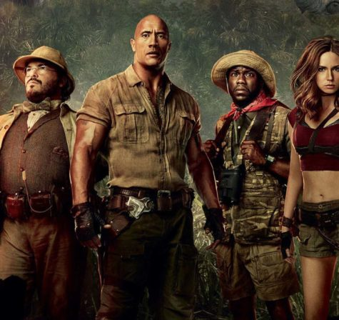 Sony's 'Jumanji: Welcome to the Jungle' has dethroned Disney's 'Star Wars: The Last Jedi' at the box office. The eight installment into the beloved sci-fi franchise, directed by Rian Johnson, has been relegated to third place.