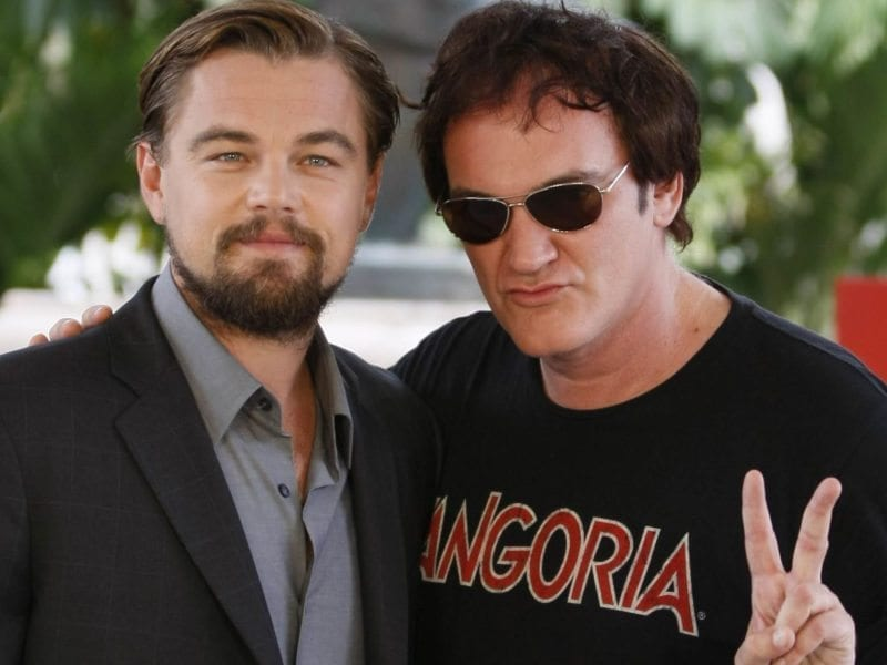 Leonardo DiCaprio will star in Quentin Tarantino's untitled Charles Manson movie. According to sources, the Oscar-winning star will play an out-of-work actor in the film, while Margot Robbie is being eyed for the role of Sharon Tate.