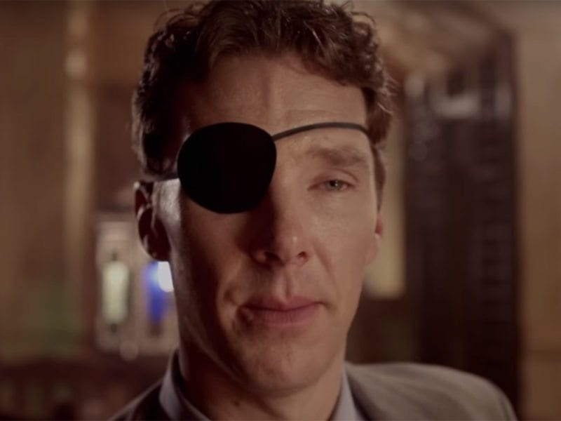 Benedict Cumberbatch talks about taking on the character of Patrick Melrose in Showtime's upcoming five-part series based on the semi-autobiographical novels by Edward St. Aubyn. It seems that playing the aristocrat addict playboy was rather high on Cumberbatch's bucket-list.