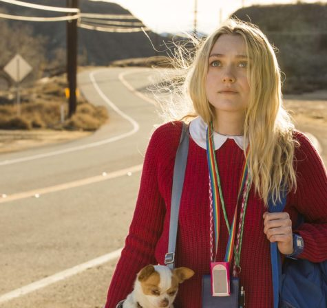 Dakota Fanning stars as a woman who escapes a group home hoping to get her Star Trek script produced in Hollywood. On the way she must conquer a new world full of challenges in 'Please Stand By'.