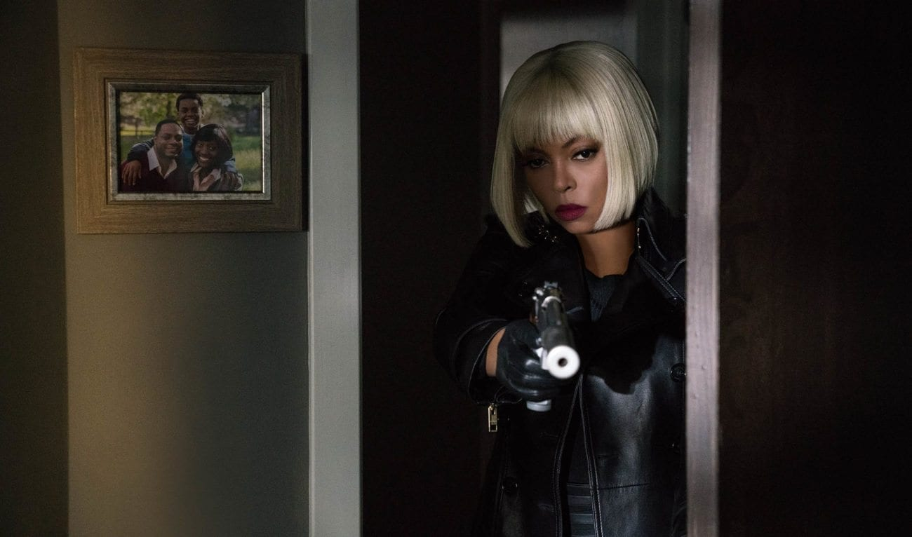 'Proud Mary' tells the tells the story of a hitwoman, played by Taraji P. Henson, whose life and career is turned upside down when she comes across a young boy in a hit gone wrong.