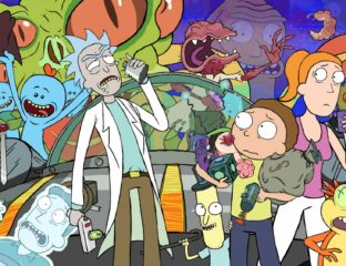 'Rick and Morty' is an animated sensation that went from quirky and filthy sci-fi comedy to become a ridiculously popular animated epic, a show about the dark pointlessness of existence, but also about family, friendship, and why becoming a pickle is a good idea.