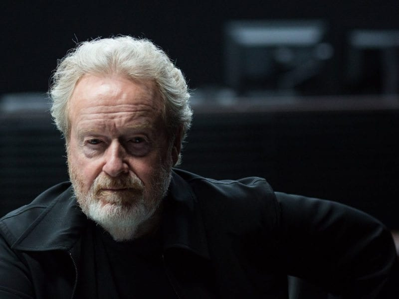 Disney have tapped legendary director Ridley Scott to helm a live-action adaptation of T.A. Barron's 'Merlin Saga', set to be penned by 'The Lord of the Rings' co-writer Philippa Boyens.