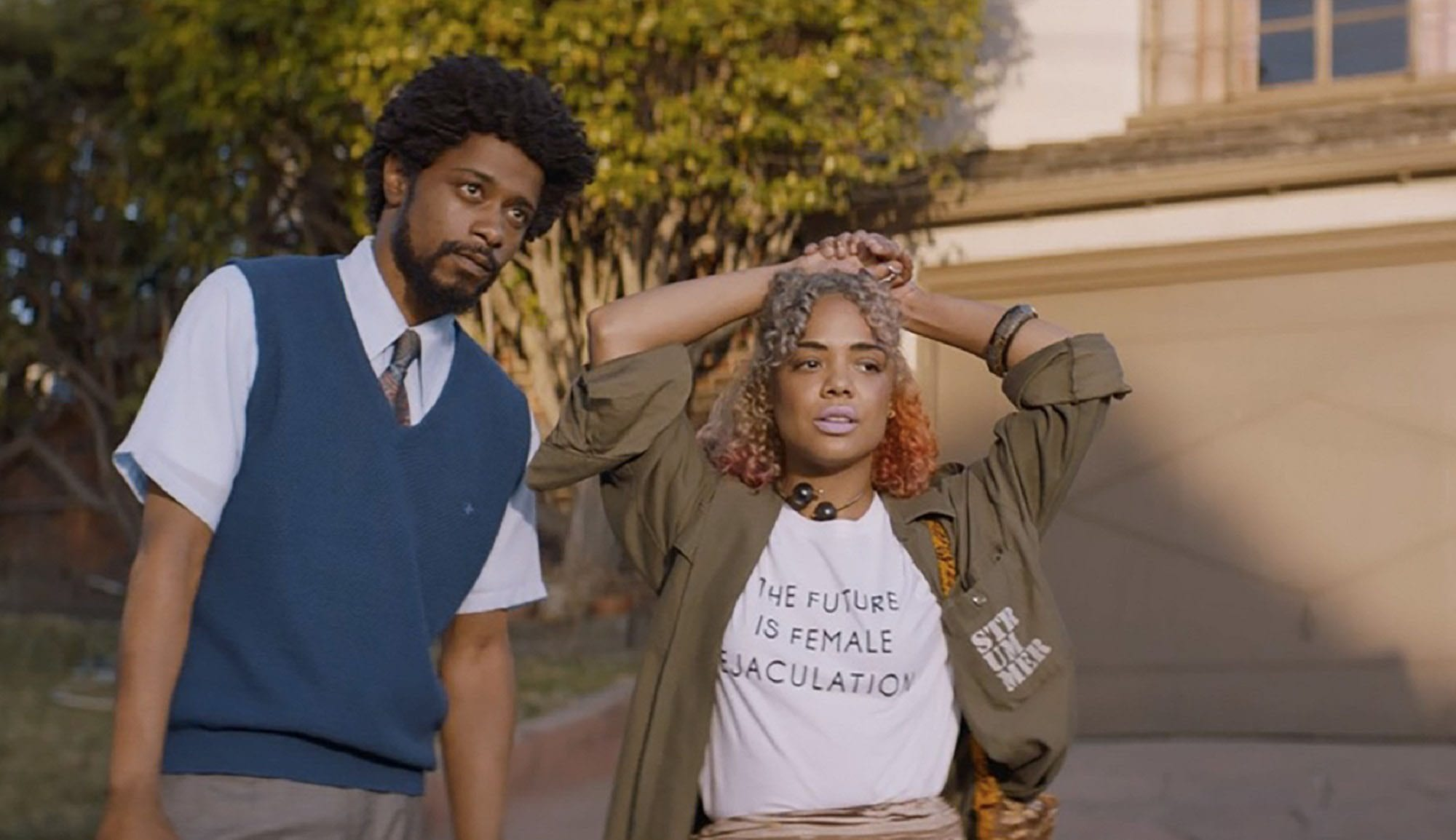 Boots Riley's 'Sorry to Bother You' scored a sweet deal at Sundance while critics have been raving about Charlize Theron's performance in Diablo Cody and Jason Reitman's 'Tully'.
