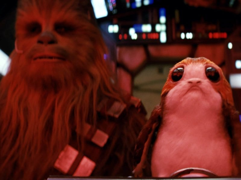 Are you into hardcore PORG-ography? Wondering how the visual effects artists behind 'Star Wars: The Last Jedi' managed to bring the little Porg critters to life? Not to fret, FD's got you covered.