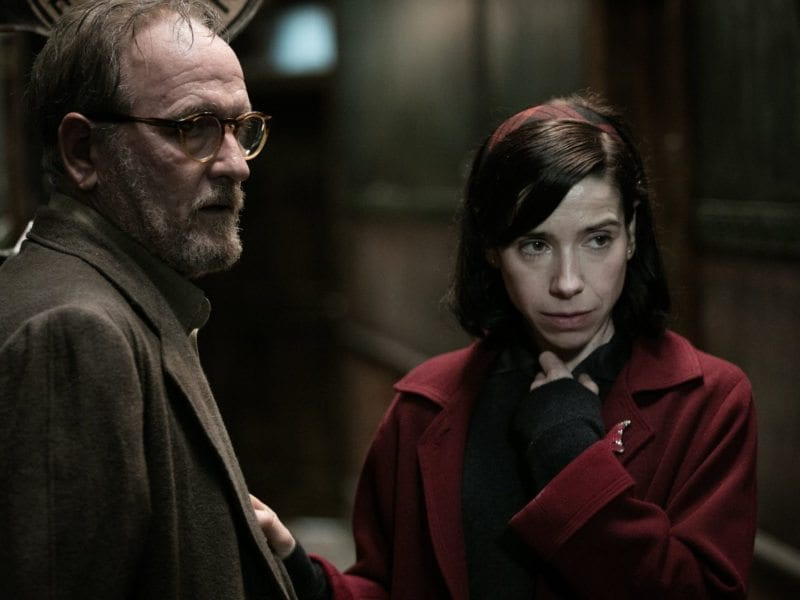 The 2018 Oscar nominations: Guillermo del Toro's 'The Shape of Water' leads the pack with thirteen nominations, but recent award winner 'Three Billboards Outside Ebbing, Missouri' is close behind with nine.
