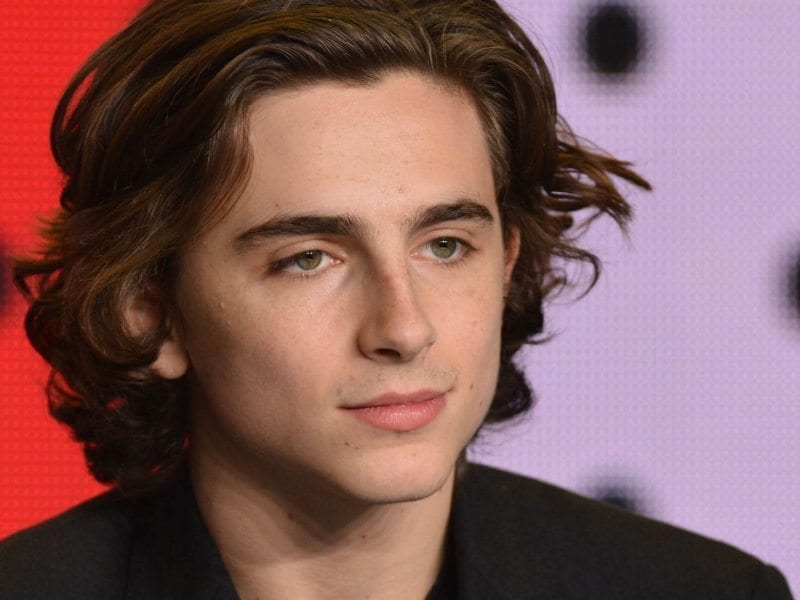 He's starring in Woody Allen's upcoming 'A Rainy Day in New York', however Timothée Chalamet isn't keeping a dime for it. On Monday, the revered young actor shared that he'll instead be donating his salary to Time's Up, New York's LGBT center, and RAINN, an anti-sexual violence charity.