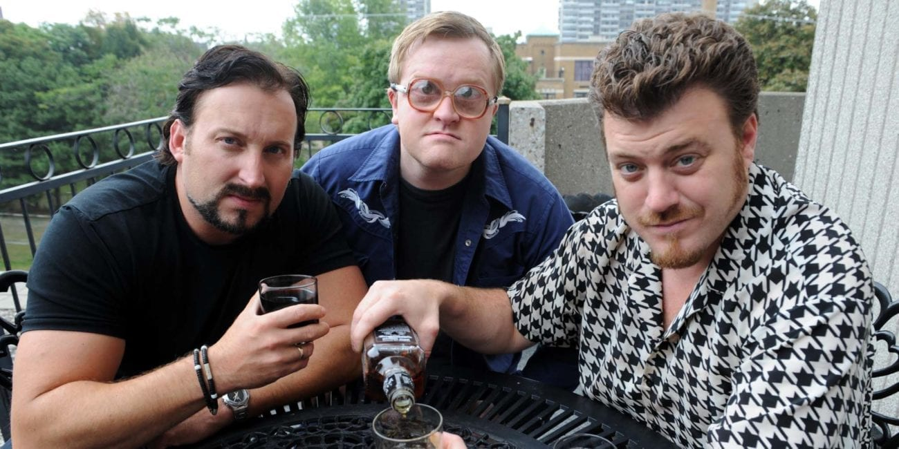 In our rundown of drug-related TV series better than Netflix's 'Disjointed, we go from 'Trailer Park Boys' to 'Peep Show'.