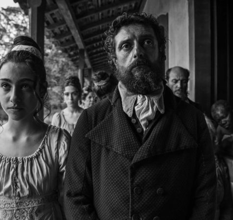 Forced to marry a slave trader, young Beatriz faces physical and emotional unrest beyond her years in 'Vazante', a lyrical and nuanced historical mood piece.