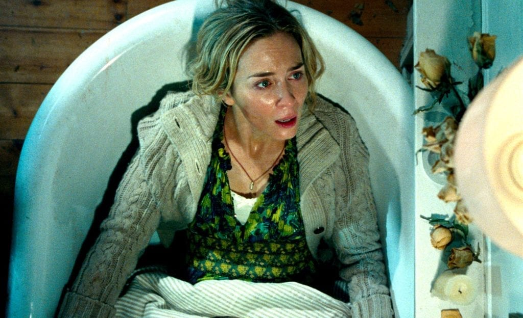Although the writers drew inspiration from theatrical icons while adding their own modern twists, there is one major problem that overshadows the movie like a multi-faced, hypersensitive monster hovers over its prey – 'A Quiet Place' just isn't very good.