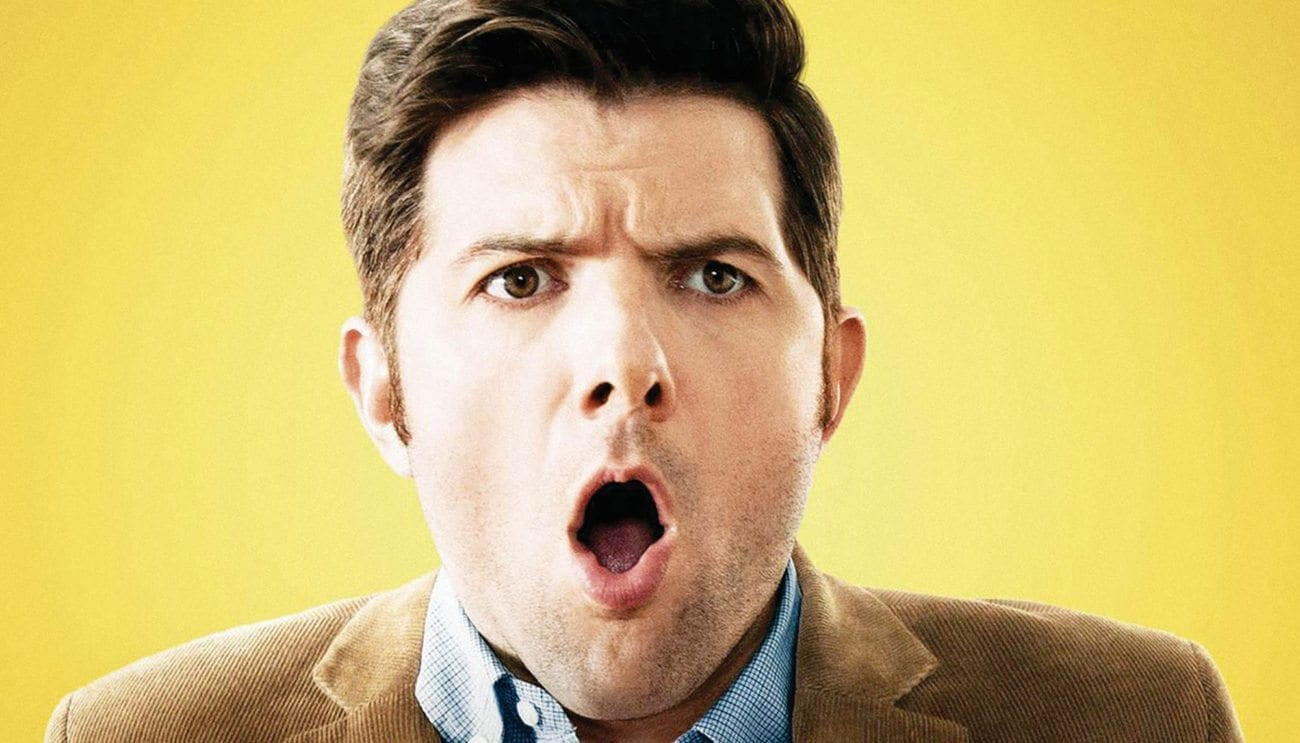 We count down ten of Adam Scott's finest moments in movies and TV shows throughout his career to tide you over until 'Big Little Lies' returns.