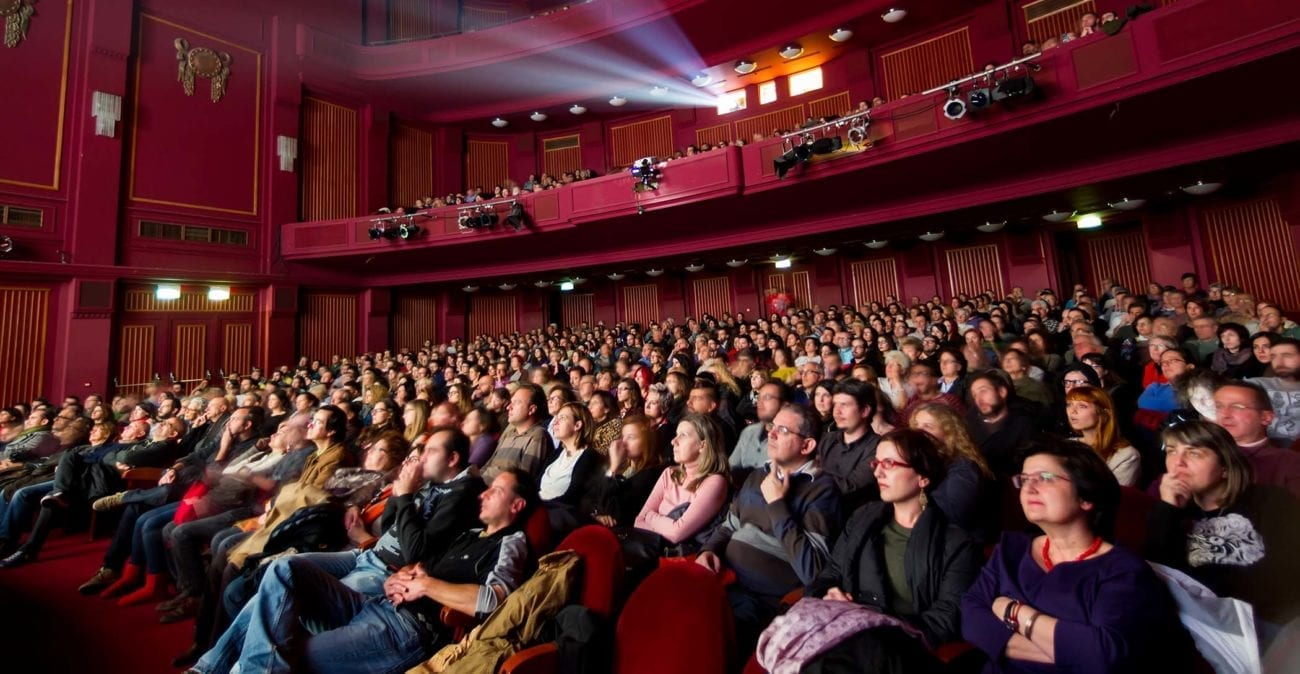 Image result for film festival audience