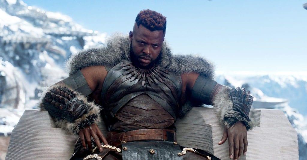 'Black Panther' star Winston Duke wants to tackle 'Bad Boys' reboot with superhero movie co-star Daniel Kaluuya