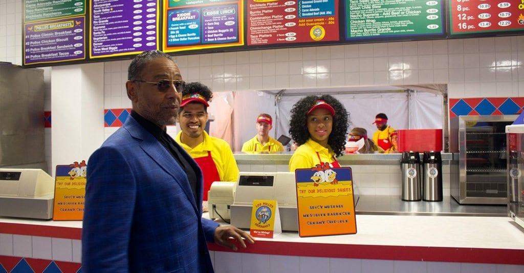 AMC's Los Pollos Hermanos pop-up restaurant at SXSW