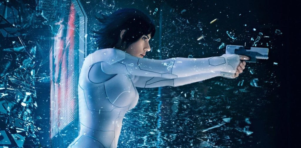 Scarlett Johansson's casting in 'Ghost in the Shell' was criticized as typical Hollywood whitewashing.