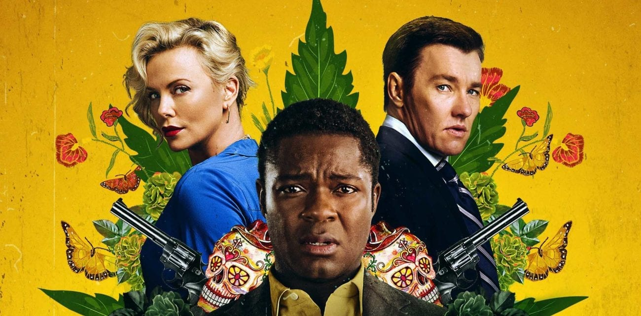 """David Oyelowo stars as a mild-mannered businessman who finds himself at the mercy of his back-stabbing business colleagues, local drug lords and a morally conflicted black-ops mercenary in Nash Edgerton's 'Gringo', dubbed as an """"exhilarating mix of dark comedy, white-knuckle action and dramatic intrigue."""""""