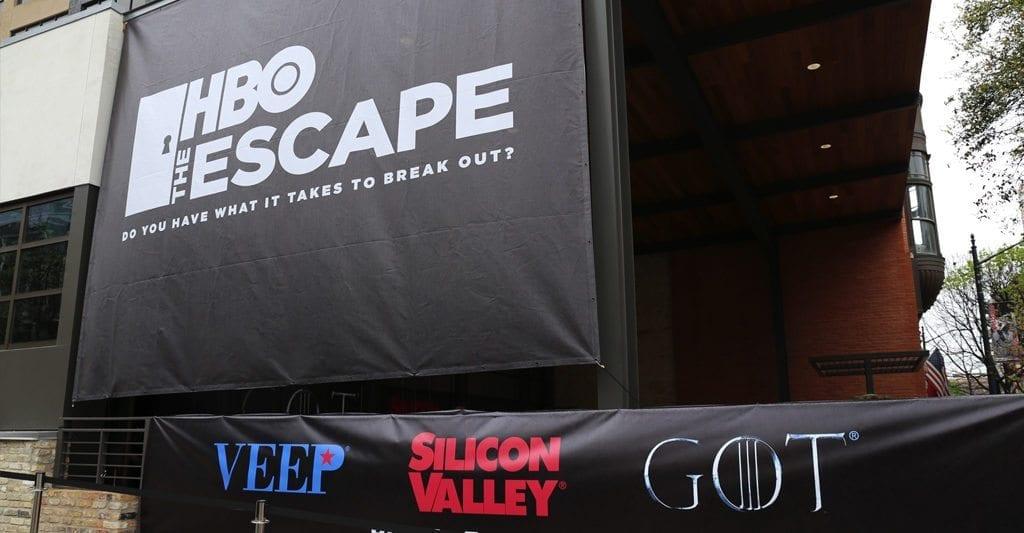 HBO: The Escape at SXSW