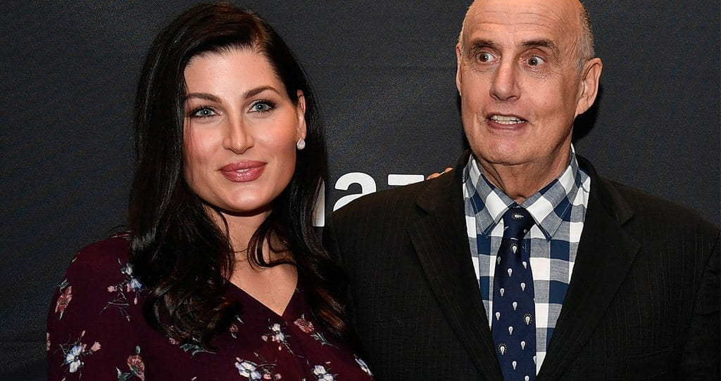 Trace Lysette and Jeffrey Tambor