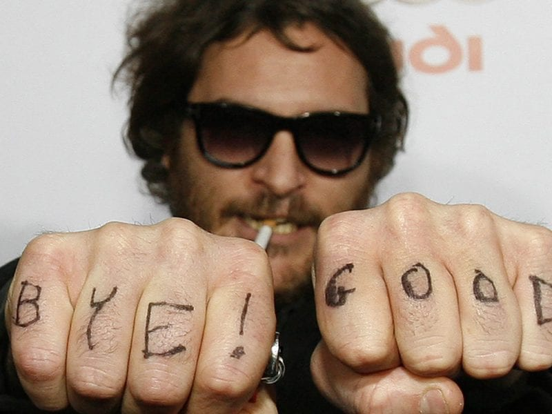 """From playing an alcoholic cartoonist to a wicked criminal, Joaquin Phoenix is in talks to fill the role of the Clown Prince of Crime in Warner Bros. untitled Joker origin movie, set to be directed by Todd Phillips. Although negotiations are not yet underway, Phoenix is apparently """"top choice""""."""