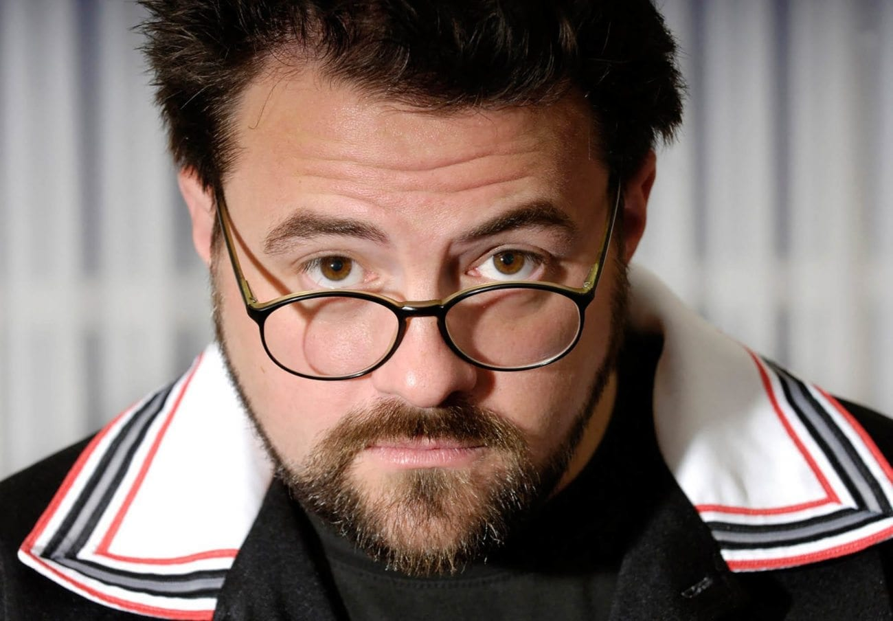 "Kevin Smith is known for his comedies set within the ""View Askewniverse"". A celebration of the best moments of his life's work is in order."
