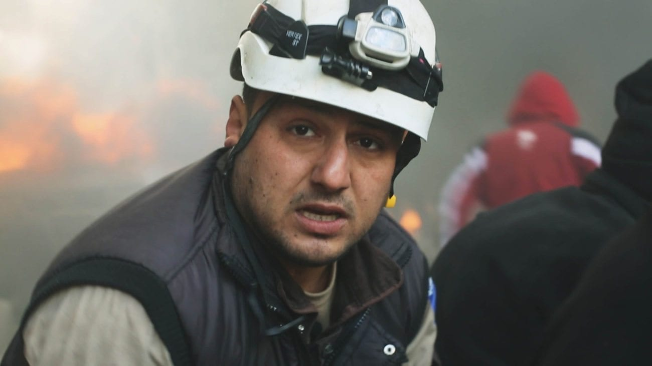 A pall has fallen over the achievement for the filmmakers of Oscar-nominee 'Last Men in Aleppo', who have just learned Syria refused to expedite the travel visas of producer Kareem Abeed and star Mahmoud Al-Hattar.