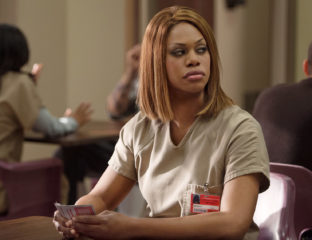 """Over the weekend, transgender star Laverne Cox claimed there may be """"fewer opportunities"""" for actors like herself in the entertainment industry. As part of the Black History Month conversation event at Macy's in New York, Cox divulged the challenges she's personally faced as a black transgender actor."""