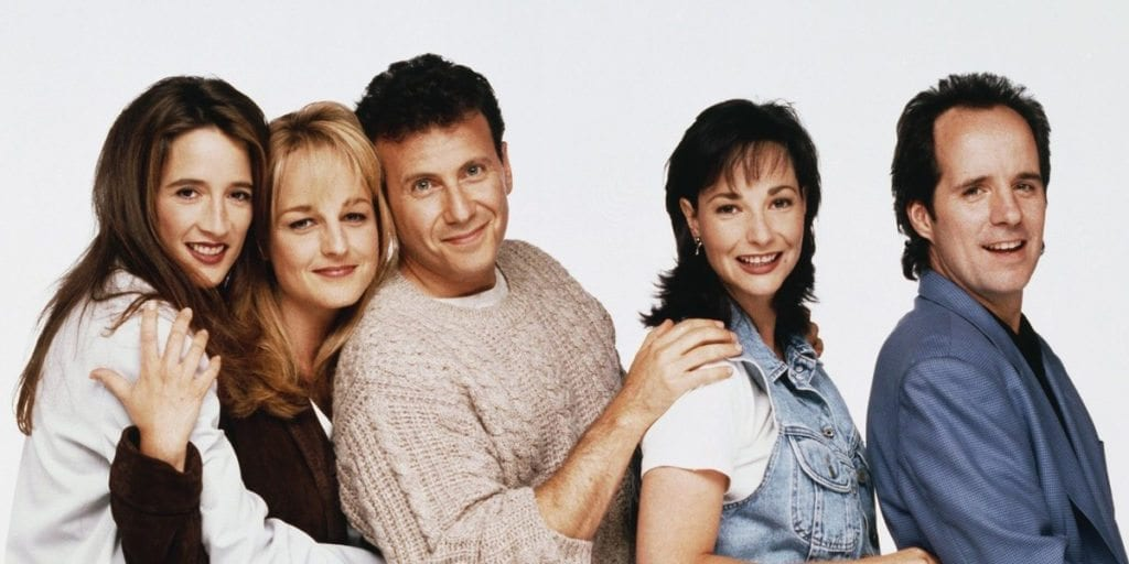 NBC rebooting 'Mad About You', but will the original cast be onboard?