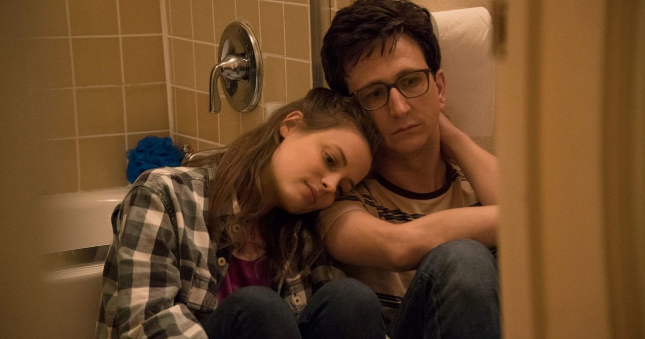 Created by Judd Apatow, Love stars Paul Rust and Gillian Jacobs as two Los Angeles 30-somethings who, on the surface, seem worlds apart. But who, after meeting at a convenience store, forge an unlikely connection.