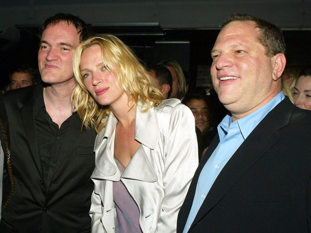 """In a November interview with Access Hollywood, actor Uma Thurman revealed she was """"waiting to feel less angry"""" until she could talk about sexual harassment and assault in Hollywood – a moment that appears to have arrived this past weekend."""