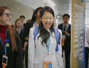 The Sundance Institute has handed out its first ever Festival Favorite Award to Cristina Costantini & Darren Foster's 'Science Fair', a documentary about nine high school students and their journey to the international science fair. The film managed to beat off competition from 123 other feature movies.