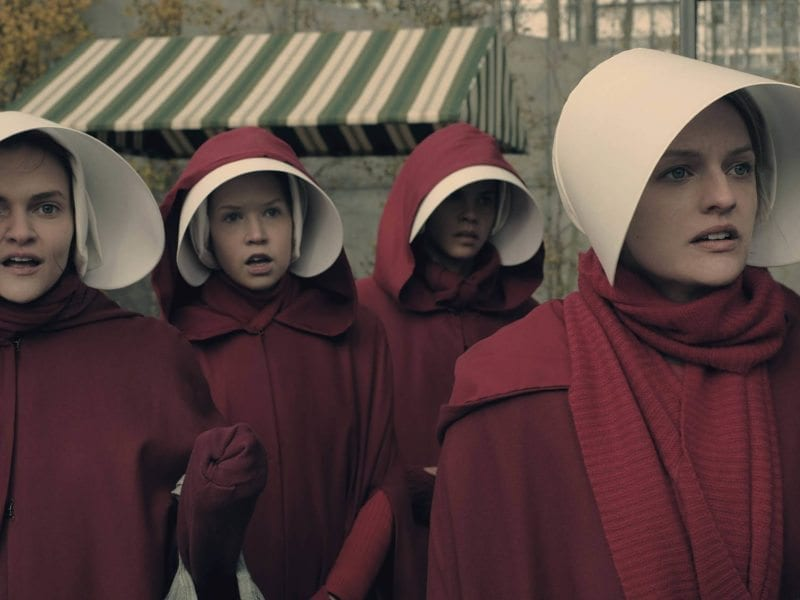 2017's most talked about dystopian drama, 'The Handmaid's Tale', is returning to Hulu this Spring, and let's just say Gilead looks as bleak as ever. A recent teaser revealed a glimpse of what awaits the characters in the adaptation of Margaret Atwood's classic novel.