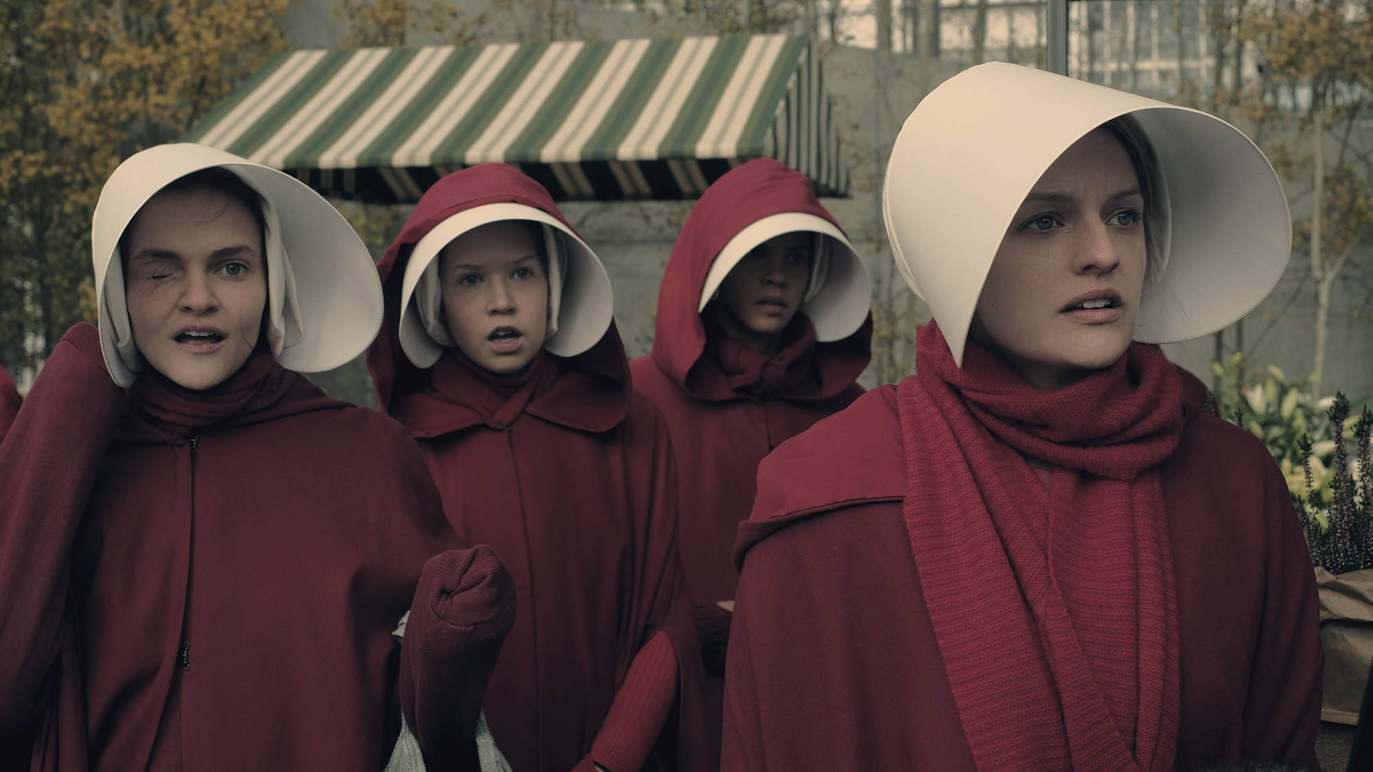 Discover the IRL history behind Hulu's 'The Handmaid's Tale'