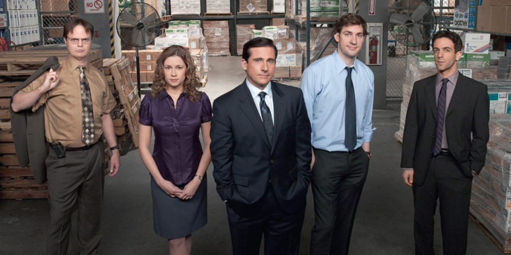 NBC considering 'The Office' reboot
