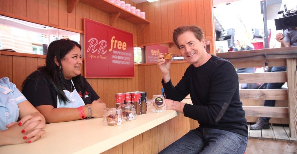 Eat at Showtime's Double R Diner from 'Twin Peaks' at SXSW