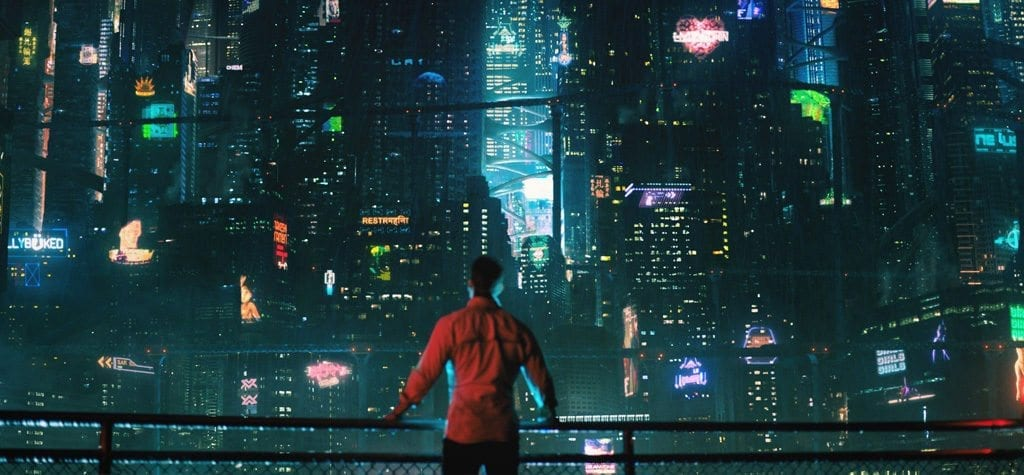 Watch 'Altered Carbon' on Netflix now