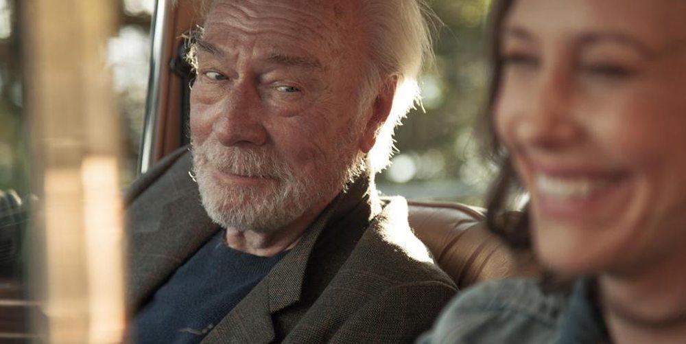 Christoper Plummer in 'Boundaries'