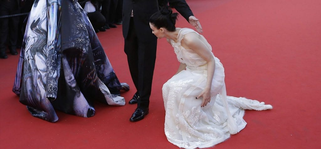Cannes Film Festival's heels rule