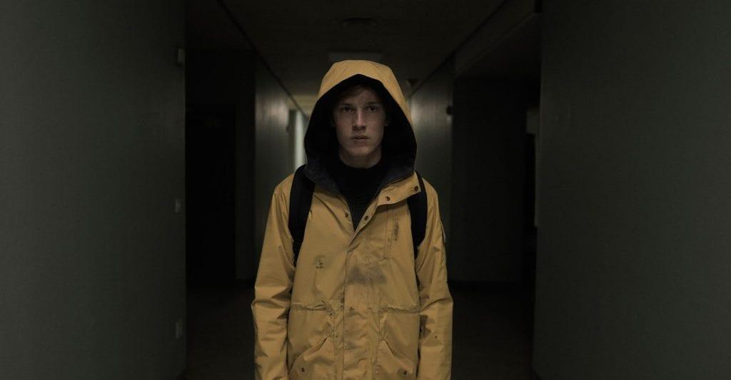 Louis Hofmann in Netflix's German thriller 'Dark'