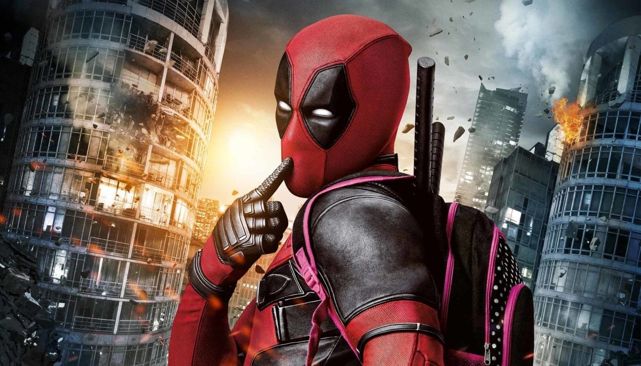 We've put together ten of the funniest moments from the first 'Deadpool' movie. Check out the 'Deadpool 2' trailer and enjoy.