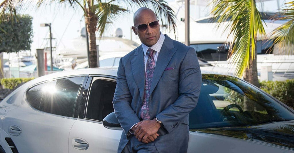 "Dwayne ""The Rock"" Johnson in 'Ballers'"