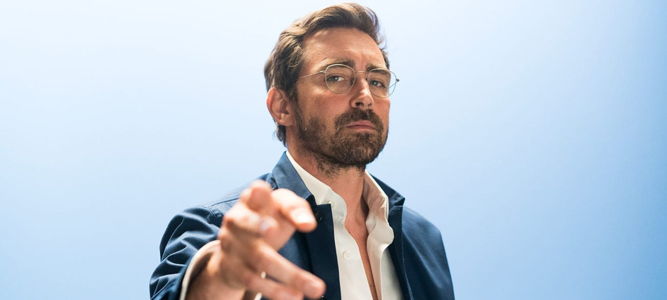 Actor Lee Pace has promoted LGBTQI acceptance. Can we all just quantum leap to a future where actors don't need to be questioned about their sexuality?