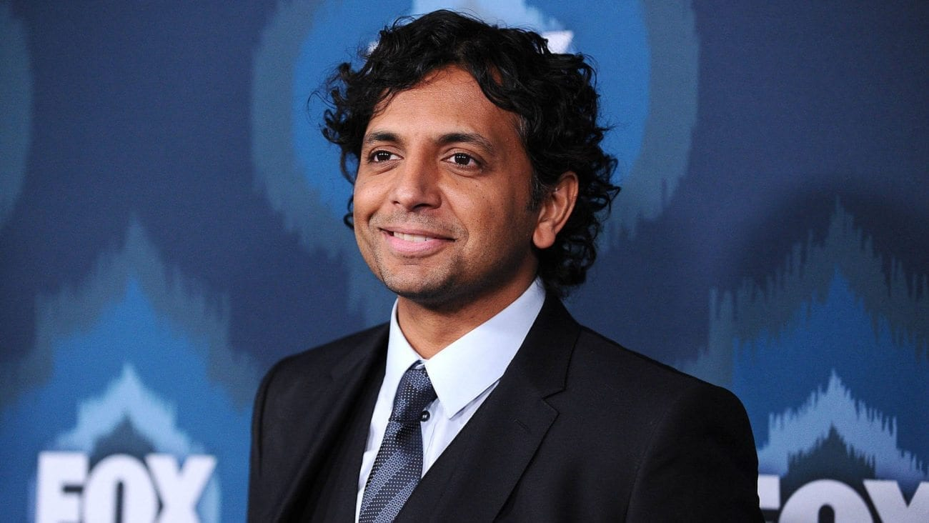M. Night Shyamalan is perfect for a thriller TV series. Though he's had ups and downs, the director's films still have their share of brilliant moments.