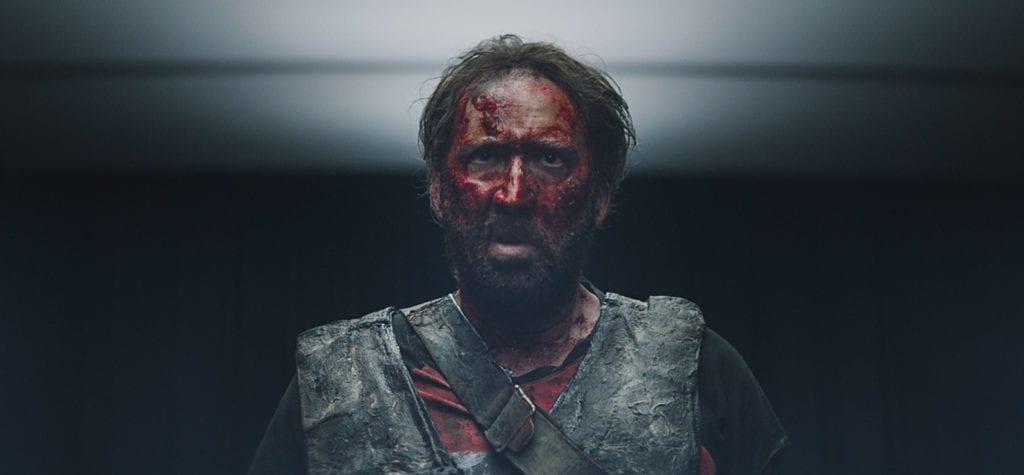 Nicolas Cage in 'Mandy'
