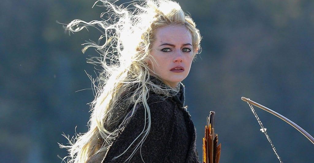 Emma Stone in Cary Fukunaga's 'Maniac'
